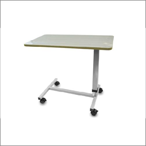 โต๊ะคร่อมเตียง Overbed รุ่น FS562 ระบบโช๊ค