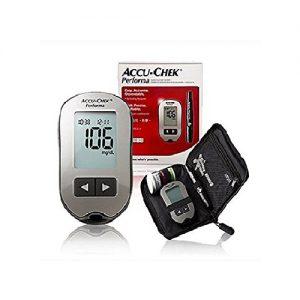 เครื่องตรวจน้ำตาลในเลือด / วัดเบาหวาน ACCUCHEK รุ่น PERFORMA