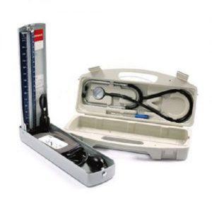 เครื่องวัดความดันแบบตั้งโต๊ะ YUWELL ชุดตรวจสุขภาพ เครื่องวัดความดัน ปรอทวัดไข้ หูฟังแพทย์