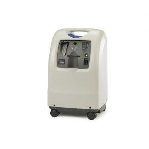 เครื่องผลิตออกซิเจนขนาด 5 ลิตร USA แถมที่วัดออกซิเจนปลายนิ้ว ยี่ห้อ INVACARE รุ่นPERFECTO2 V 5L