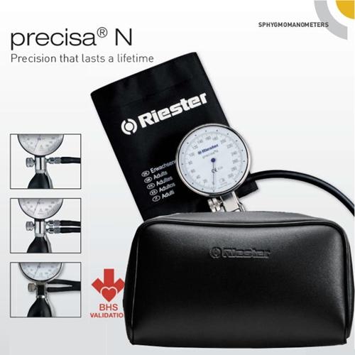 เครื่องวัดความดันแบบกระเป๋า RIESTER รุ่น Precisa N