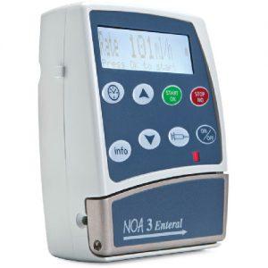 เครื่องควบคุมการให้สารอาหาร (NOA 3 Enteral Feeding Pump) 1