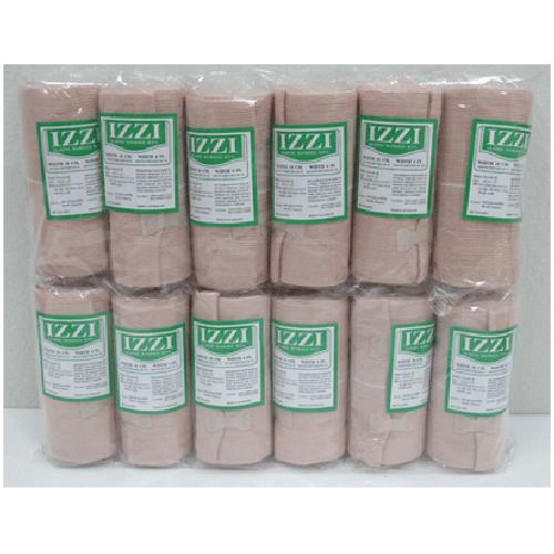 ผ้าพันเคล็ด ยีห้อ IZZI แพ็คละ 12 ม้วน ขนาด 2 นิ้ว